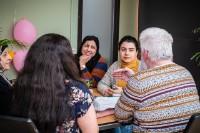 Bekijk details van Taalcafés in vijf bibliotheken weer open