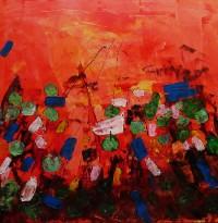 Bekijk details van Expositie: schilderijen van Helmut Brockmeyer