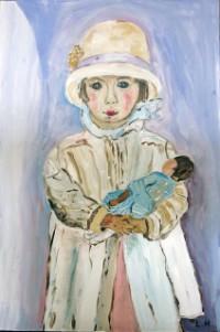 Bekijk details van Expositie: schilderijen van Louise Hofkens