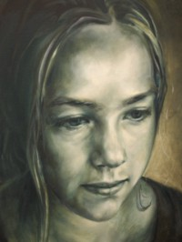 Bekijk details van Expositie: portretstudies van Milian van Stokkum