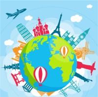 Bekijk details van Kinderboekenweek   Reis om de wereld in 80 dagen 4+