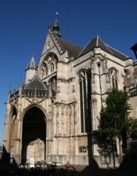 Bekijk details van Universiteit van Beuningen   Stevenskerk  Volwassenen